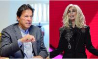 Cher heaps praises on Imran Khan, claiming to be a 'big fan' since his cricket days