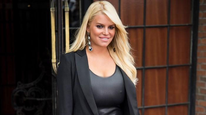 Jessica Simpson shares heartfelt post to support Blackout Tuesday