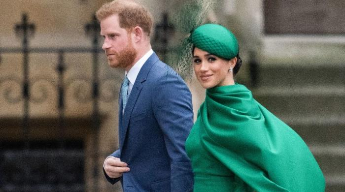 Prince Harry, Meghan Markle 'shifting their focus' from coronavirus to BLM charities
