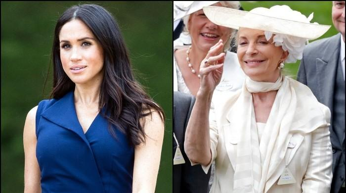 The racist royal who almost lived next door to Meghan Markle