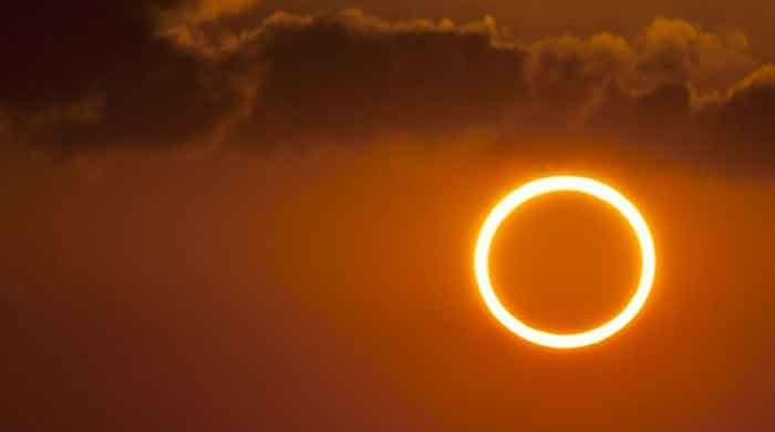 'Ring of fire' solar eclipse to be visible in some Pakistani cities on June 21