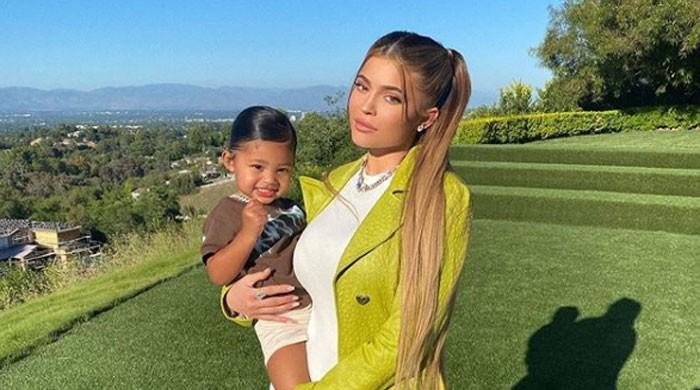 Kylie Jenner shares a sweet note for daughter Stormi - The News International