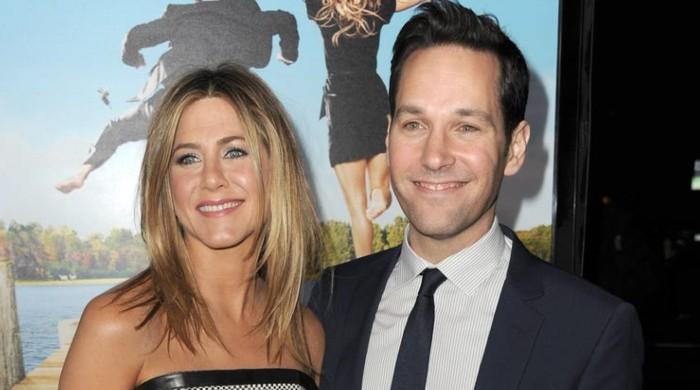 Paul Rudd feared dismissal after injuring Jennifer Aniston on 'Friends' set