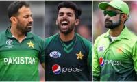 Pakistan vs England: Hafeez, Wahab, Shadab among 10 players dropped from Pakistan squad