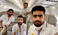 Reduced Pakistan squad leaves for England tour