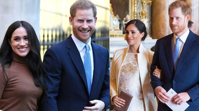 Meghan Markle and Prince Harry 'support Facebook boycott campaign' to end racism