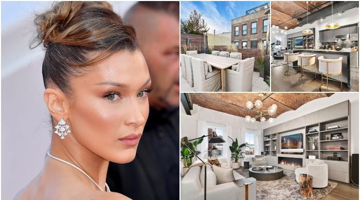 Bella Hadid splashes out $6.1 million on lavish Manhattan penthouse: Photos inside