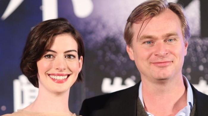 Christopher Nolan called 'ableist' after Anne Hathaway revealed he has banned chairs on set