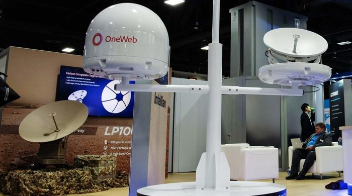 UK, Indian firm salvage satellite operator Oneweb