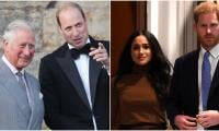 Harry, Meghan's exit news was leaked by William, Charles to brush aside another scandal