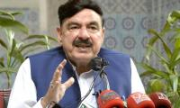 All unmanned railway crossings to be 'done away with' this month: Sheikh Rasheed