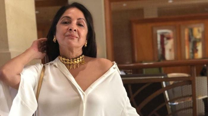 Neena Gupta works on learning sign language during her time in quarantine