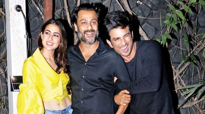 Sara Ali Khan shares Sushant Singh Rajput's 'Dil Bechara' trailer, says 'one last time'