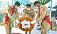 21st martyrdom anniversary of Kargil heroes observed today