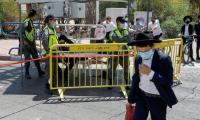Israeli health official resigns saying virus containment efforts 'disoriented'