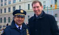 Muslim-American officer of Pakistani origin assumes charge of NYC precinct