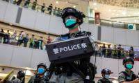 Hong Kong's govt expands police powers using Beijing's new national security law