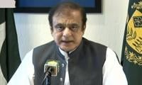 Faraz says PM Imran to observe Eid-ul-Azha at home in light of COVID-19