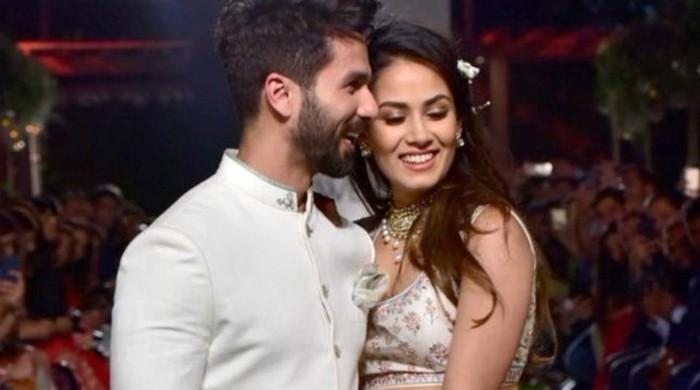 Shahid Kapoor, Mira Rajput celebrate five years of marital bliss with romantic note - The News International