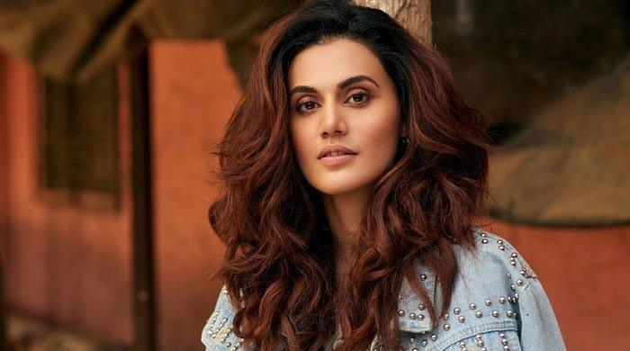 Taapsee Pannu thrilled to return to film set after three months of lockdown