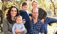 Kate Middleton shares interesting fact about competition between two little princes