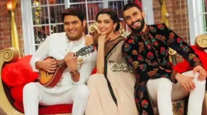 When Kapil Sharma complained to Deepika about Ranveer Singh's snide remark