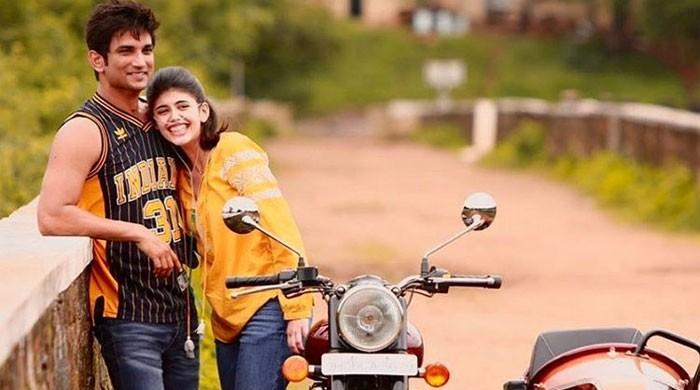 Sanjana Sanghi thanks fans for warm response to 'Dil Bechara' trailer