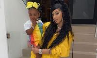Cardi B celebrates second birthday of daughter Kulture Kiari Cephus