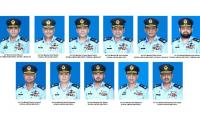 10 Pakistan Air Force officers promoted to rank of air vice-marshal