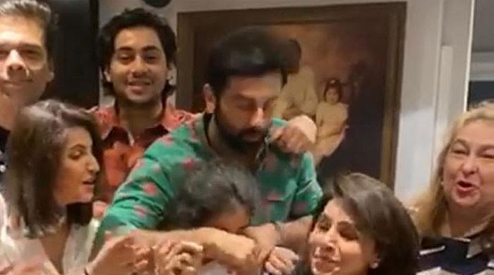 Karan Johar offers film to Amitabh Bachchan's grandson Agastya: report