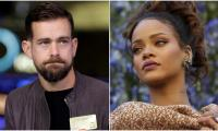 Twitter CEO joins hands with Rihanna for yet another charitable move