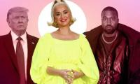 Katy Perry says Kanye West's presidency could be 'a little wild'