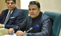 Fawad says his ministry adopted 'Made in Pakistan' projects under PM's vision