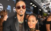 August Alsina reacts to Jada Pinkett Smith's confession about their shocking romance