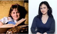 Mara Wilson of 'Matilda' fame 'happy' to never become an A-list actor