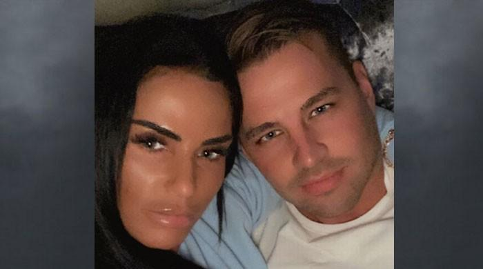 Katie Price shares loved up snaps with new beau Carl Woods, calls him boss - The News International