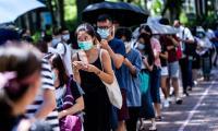 Hong Kong's half million people vote in primaries held by pro-democracy parties