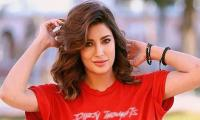 Mehwish Hayat shares video message to support anti-polio drive