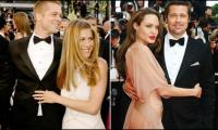 When Angelina Jolie heaped praises on Jennifer Aniston for supporting Brad Pitt