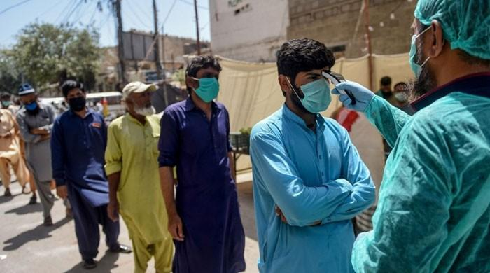 Pakistan fourth position in terms of individual coronavirus transmission: report
