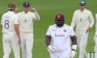 Stuard Broad's six-for not enough to enforce West Indies follow-on