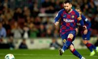 Conte laughs off Inter's rumoured interest in Messi