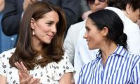 Meghan Markle's strong bond with Princess Charlotte eased tensions with Kate Middleton