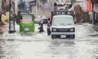Buzdar takes notice of stagnant rainwater in Lahore on Eid, orders immediate drainage