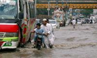 Met Office issues urban flooding warning for Karachi ahead of fourth monsoon spell