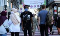 Belgian virus cases in intensive care double in month