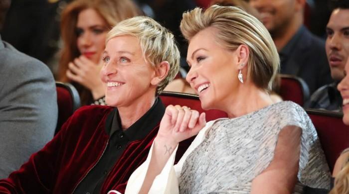 Ellen DeGeneres's wife Portia de Rossi breaks silence on her infamy