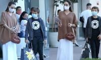 Angelina Jolie spotted shopping with son Knox in LA