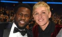 Kevin Hart comes to Ellen DeGeneres' rescue, says she helped his family through hardship