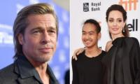 Angelina Jolie dedicated to convincing older kids to bury the hatchet with Brad Pitt